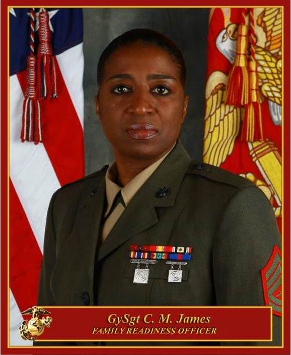 1st Marine Logistics Group > Units > CLR1 > Family Readiness